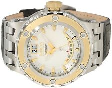 Invicta Reserve 10095 Specialty Subaqua Men's Stainless and Leather Watch
