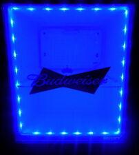 Blue LED Light Set for Husky Type Mini Fridge Cooler. Fridge NOT Included