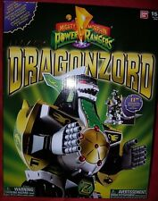 Mighty Morphin Power Rangers Legacy Dragonzord |Brand New Sealed Bandai