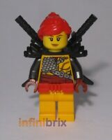 Lego Skylor Hunted Minifigure from set 70651 Ninjago Ninja NEW njo477