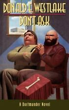 Don't Ask Westlake, Donald E. Hardcover