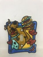 Rare Scooby-Doo Light Switch Plate Cover Hanna Barbara 1999