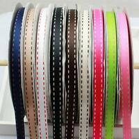 "3/8"" 10mm Quality Jumper  Grosgrain Ribbon Craft supplies Wholesale"