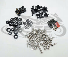 Fairing bolts kit, stainless steel, Honda CBR1000RR 2008 2009 2010 2011 #BT113#