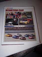 Winston Cup Yearbook set of 5