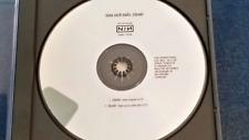 """Nine Inch Nails Super Rare """"closer"""" Promo CD Single"""