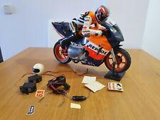 Nuova faor Sf501 1/5 rc motorcycle motorbike bike honda Rc211v