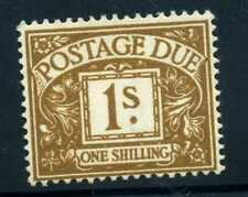 GB 1955-7 1 shilling postage due SG D53 MNH