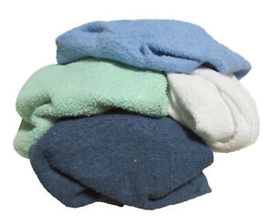 Value Packs of Terry Cloths, Flannels cloth SECONDS - General Purpose Cloths
