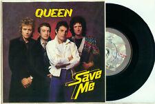 "QUEEN ""Save Me / Let Me Entertain You"" NICE 1980 UK EMI PS EX+ VINYL 7""/45"