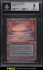 1994 Magic The Gathering Revised German FBB Dual Land Underground Sea R BGS 9