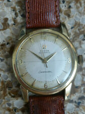Vintage Men's Omega Seamaster Bumper Automatic Watch