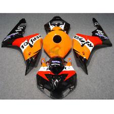 Repsol Fairing Bodywork For Honda CBR1000RR CBR 1000RR 2006 2007 INJECTION ABS