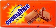 OVOMALTINE Chocolate Bar - 100 gr - From Germany