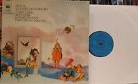 LP, Gustav Mahler, Des Knaben Wunderhorn, L.Bernstein, CBS,M