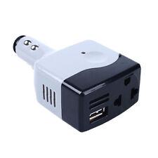 Car DC 12-24V to AC 220V Voltage Power Inverter Converter USB Charger