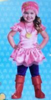 "Disney Store ""Izzy"" Girl's Costume Jake and The Neverland Pirates Size 2T NWT"