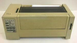 2380-002 - Lexmark 2380 Plus A4 Mono Dot Matrix Printer