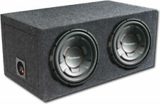 """Pioneer TS-W306R 12"""" Subwoofer with IMPP Cone & ADD-12 12"""" Dual Sealed Enclosure"""