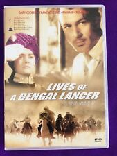 Lives Of A Bengal Lancer. On DVD. (1935). Starring Garry Cooper. LIKE NEW.