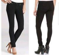 Paige Womens Jeans 27 Verdugo Ultra Skinny Black