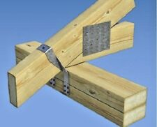Cyclone Metal Strap 600mm With Nails Securing Rafters Timber Purlins Box 50
