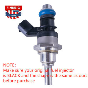 OEM Fuel Injector For Mazda Speed 3 6 CX-7 Turbo 2.3L L3K9-13-250A E7T20171