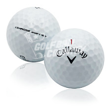 24 Callaway Chrome Soft X AAA (3A) Used Golf Balls - FREE Shipping