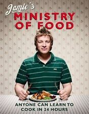 Jamie's Ministry of Food: Anyone Can Learn to Coo... by Oliver, Jamie 1856132846