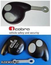 Genuine Cobra alarma 7777B Estuche de repuesto y Remoto Keyfob
