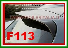 SPOILER  POSTERIORE ALFA 147  GTA LOOK  REPLICA GREZZO cod  F113G SI113-1f