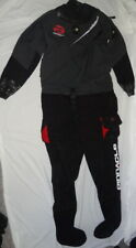 As New Pinnacle Evolution 3 Drysuit Scuba Diving Size XL