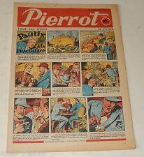 PIERROT 11 avril 1948 N°15: PAULIX – BARBIZET – Flotte américaine