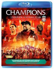 Champions Liverpool Football Club Season Review 2019 2020 Region B Blu-ray