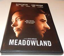 Meadowland Olivia Wilde Luke Wilson Giovanni Ribisi  (DVD, 2016) WS Reed Morano