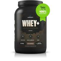 Legion Whey+ Chocolate Whey Isolate Protein Powder from Grass Fed 1.91 Pound