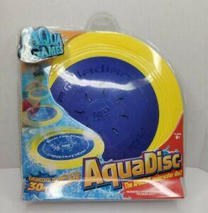 Aqua Games, Aqua Disc, Underwater Disc. Aqua-Leisure Brand New 2007 PG-3060