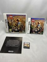 LEGO Indiana Jones 2: The Adventure Continues (Nintendo DS, 2009) Game