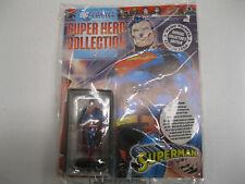 Super Hero Collection #2 Superman Hand Painted Lead Figurine Dc Comics