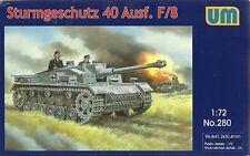 UniModel 1/72 StuG 40 Ausf F/8 (StuG III Ausf F/8)