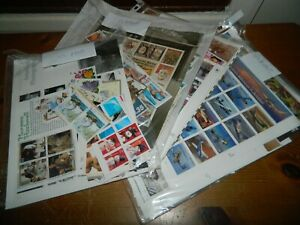 UNITED STATES MINT STAMPS FOR POSTAGE (FACE VALUE $350)