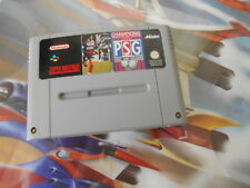 "-*-   PSG "" CHAMPIONS World Class Soccer ""   ~~  F.A.H.  pOur SNES -~*~-"