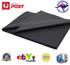 Black Tissue Paper Acid Free Ream Gift Wrap Wrapping Gift Packaging- 500 SHEETS