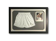Andre Agassi Signed Framed Tennis Shorts & 8x10 Photo JSA COA Autograph Ball