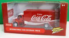 Johnny Lightning 1:24 scale ~ Coca-Cola International 4200 Beverage Truck