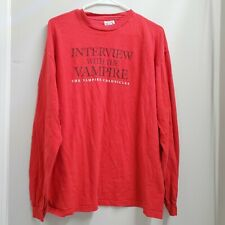1994 Vintage Interview With The Vampire Shirt USA Tag XL