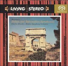 Mendelssohn: Italian & Reformation Symphonies Super Audio CD (CD, Mar-2006, RCA