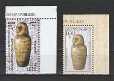 Egypt - 2010 - ( Joint Issues - Egypt & Slovakia - Both issues ) - MNH**