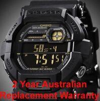 CASIO G-SHOCK WATCH GD-350-1B FREE EXPRESS 5Y BATTERY GD-350-1BDR 2YEAR WARRANTY