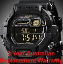 CASIO G-SHOCK WATCH GD-350-1B FREE EXPRESS 5Y BATTERY GD-350-1BDR 2YEAR WARRANTY